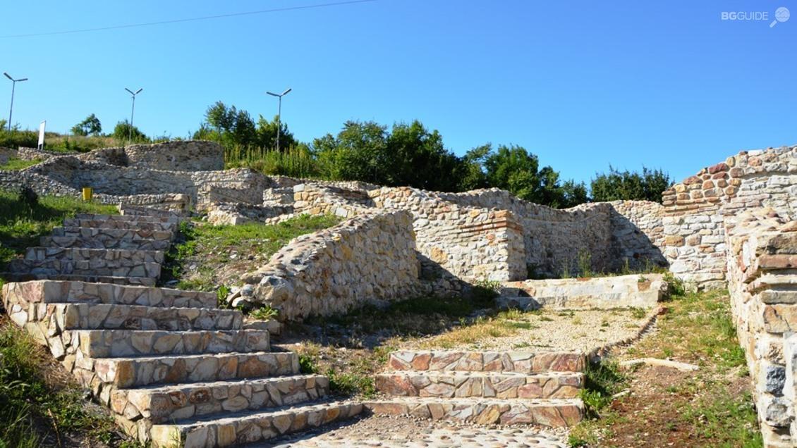 """Резултат с изображение за римската крепост """"Монтанезиум"""""""